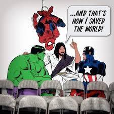 Jesus hero